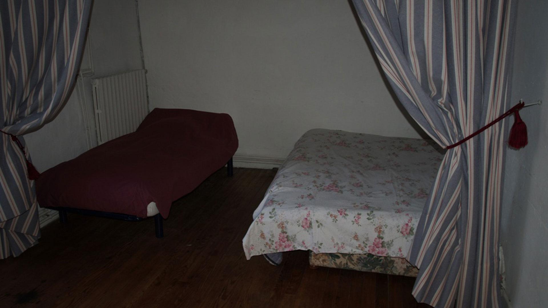 Chambre Loft Falk ~ intérieur & meubles